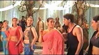 Kajol and Shah Rukh Khan Making of Maahi Ve / Amateur Video