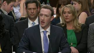 Zuckerberg: Facebook Cooperating In Russia Probe