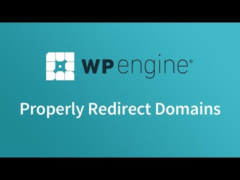 WP Engine - Properly Redirect Domains (to avoid SEO penalties)