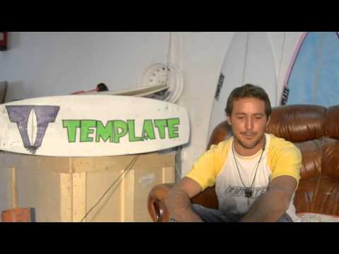 TEMPLATE SURFBOARDS
