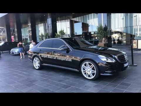 Mercedes Black car service in Washington DC by Airport Black Car Transportation