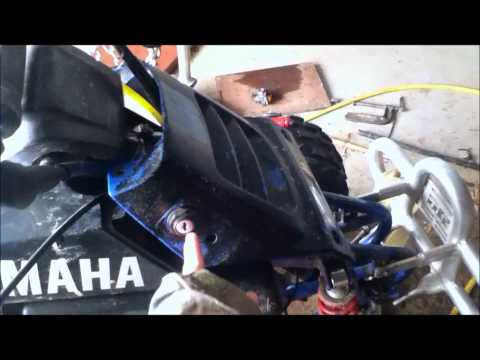 How to start an ATV without a Key