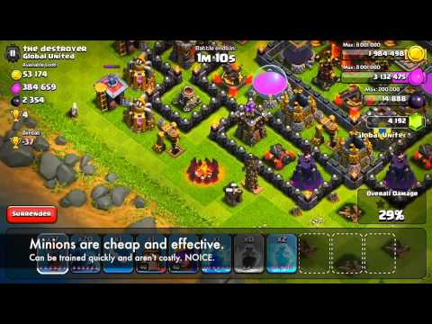 Clash of Clans - Minion Spotlight!