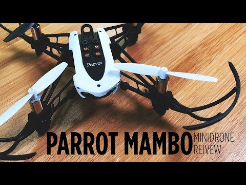 Parrot Mambo Mission Minidrone Review