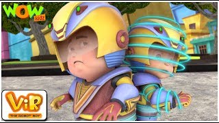 Bunty The Robot Boy - Vir: The Robot Boy WITH ENGLISH, SPANISH & FRENCH SUBTITLES