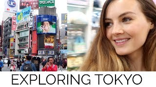 MY EXPERIENCE IN TOKYO | Niomi Smart