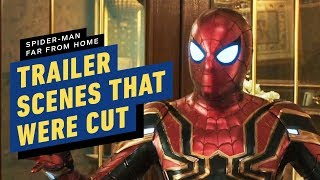 Download The Spider-Man: Far From Home Trailer Scenes That Were Cut From the Movie Video