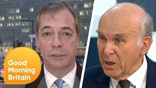 Theresa May Faces More Rejection From the EU and Parliament | Good Morning Britain