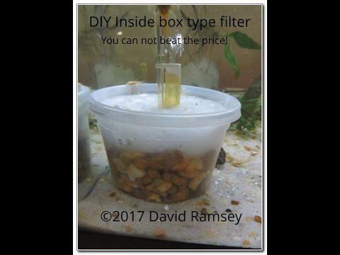 DIY Inside Box Cup Filter