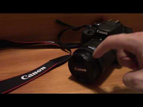 Canon EOS Rebel SL1/100D Review Part 1: Specs & How I Use The Camera
