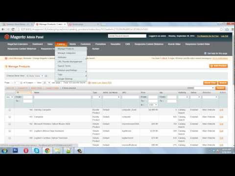 Magento Extension Install Video