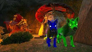 ARK: Extinction Mod #15 - Mình Tame Được 1 Cặp Chó Điện Với Chó Độc, Bá Quá Bá =))