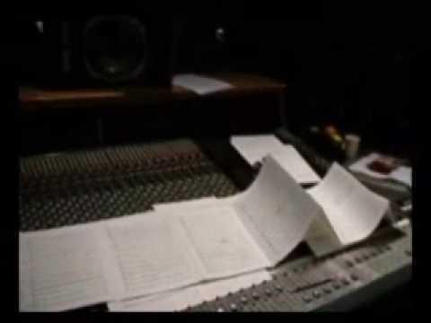 Live Scoring Session At Capitol Records Studio