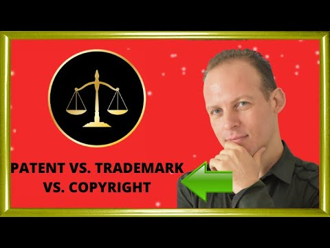 What Is The Difference Between Patent, Trademark and Copyright