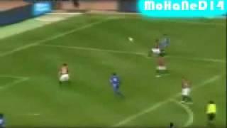 طارق التايب  امام مانشستر يونايتد  Manchester United Vs Tarek Etaib