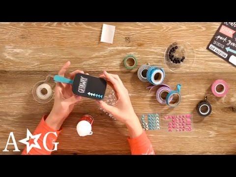 DIY Doll Suitcase | Craft Studio | American Girl