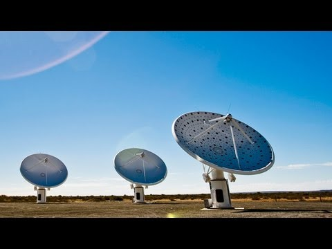 New Priority for British Scientists: Find Aliens