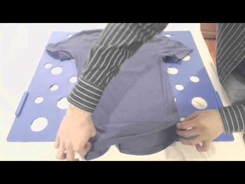 Box Legend Clothes Folder Review