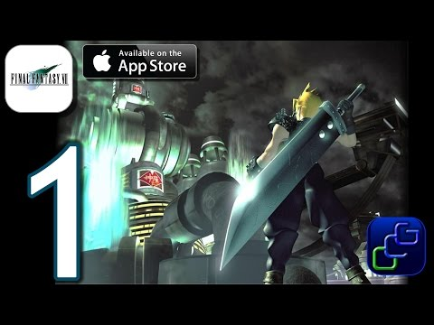 Final Fantasy 7 (VII) iOS Walkthrough - Gameplay Part 1 -