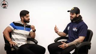 Interview-Satyam - 2x Mr.India in Man's physique Winner   D_nsh Fitness