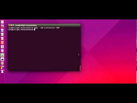 24   How to install 32 bit apps in 64 bit ubuntu