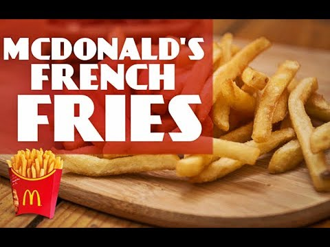 How To Make McDonalds French Fries By Chef Food   Iftar dishes   Ramadan special