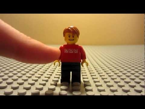How to Create a Lego Animation (BrickFilm) [HD]