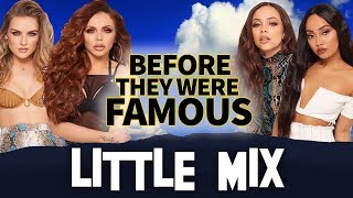 Little Mix   Before They Were Famous   Jesy, Leigh Anne, Jade, & Perrie Bio