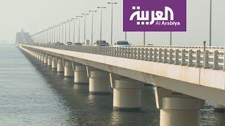 زيارة لأطول جسر بحري في العالم