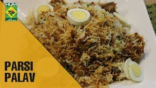 Simple and Quick Parsi Palav   Food Diaries   Masala TV Show   Zarnak Sidhwa