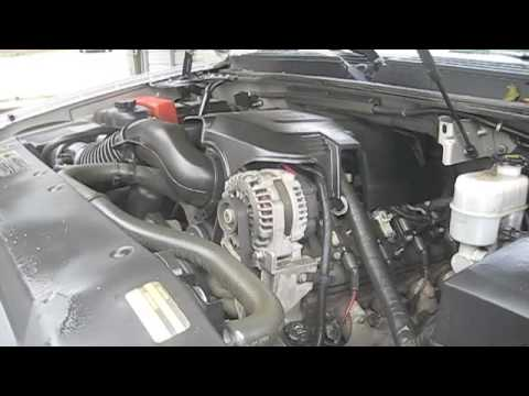 How To Clean Your Car's Engine (2007 Cadillac Escalade)
