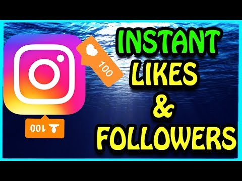 How to GET LIKES ON INSTAGRAM FAST WITHOUT HASHTAGS - GET 100 LIKES & FOLLOWERS IN A MINUTE!