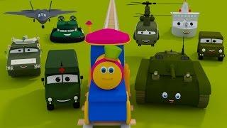 Bob il Treno - Gita al campo militare