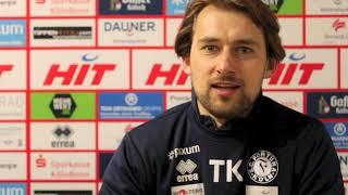 Fortunatv: Das Interview Mit Tomasz Kaczmarek Nach Dem Spiel Gegen Den Vfl Osnabrück