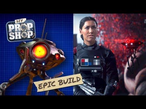 Star Wars: Battlefront II - DIY Prop Shop