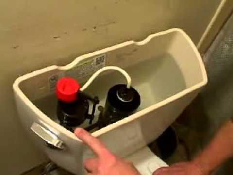 Toilet Flush - Increase Flushing Power for Kohler Canister