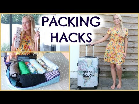 PACKING HACKS     HOW TO PACK     EMILY NORRIS