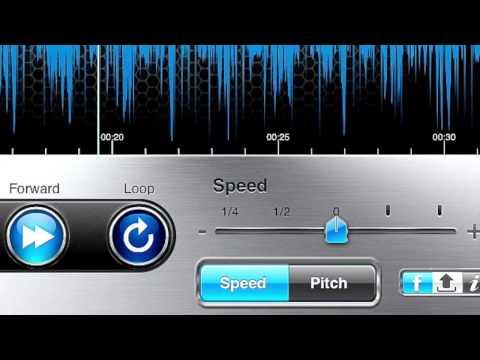 Riffmaster Pro   speed presets