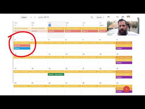 The Real Date of Shavuot on Enoch Calendar