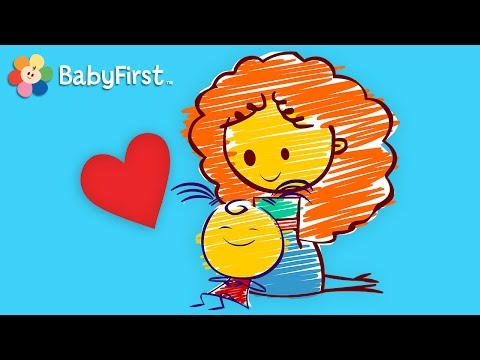 Mothers Day Family Song | Mommy Song | Nursery Rhymes for Children | We Love our Moms by BabyFirst