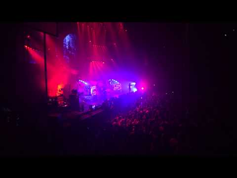 Chase & Status 'Fool Yourself' Live from London's O2 Arena