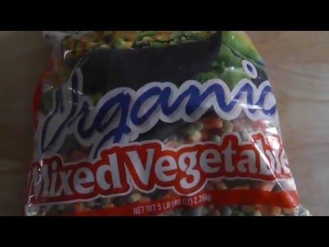Healthiest Way to Eat Frozen Vegetables(No Oven/No Microwave)