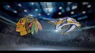 CHICAGO BLACKHAWKS vs NASHVILLE PREDATORS (Dec 29)