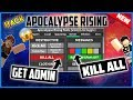 Download  *NEW* ROBLOX HACK - APOCALYPSE RISING GUI - STEAL LOOT, SPAWN ITEMS AND MORE MP3,3GP,MP4