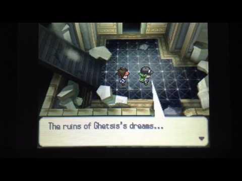 Pokémon Black 2: How to get the Dark Stone (Zekrom)
