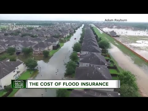 Don't Waste Your Money: The cost of flood insurance