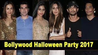 Bollywood Halloween Party 2017 By Gauri Khan | Suhana Khan,sushant Singh,malaika Arora,arbaaz Khan