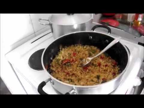 How to make Nandos Spice Rice