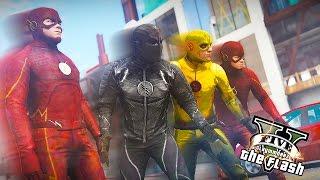 SAVITAR!!! (ULTIMATE FLASH MOD) ⚡ | GTA 5 - Playing With
