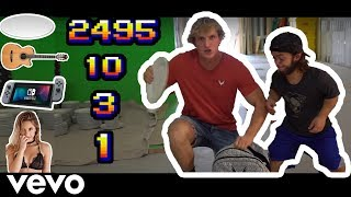 Logan Paul & Evan - Smashing and breaking Plates & More Compilation [Part 3] **SPECIAL EDITION**